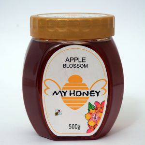 apple blossom honey